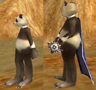 パンダ2種