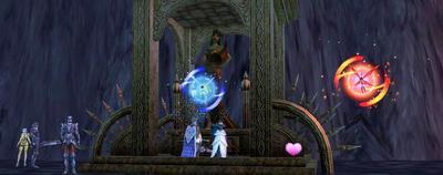 女神の祭壇