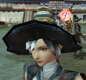 魔女のトンガリ帽(永久)
