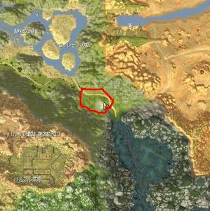 セイレーン島東マップ