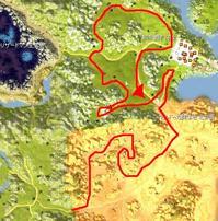 マル北部マップ
